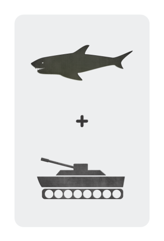 Shark Tank Pictogram